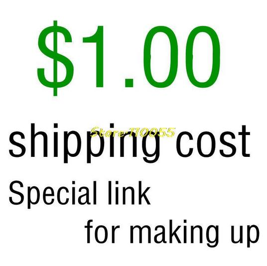 1pcs Special Link For Fast Payment, For Making Up Shipping Cost, With It You Can Buy Everything Easily From Our Store
