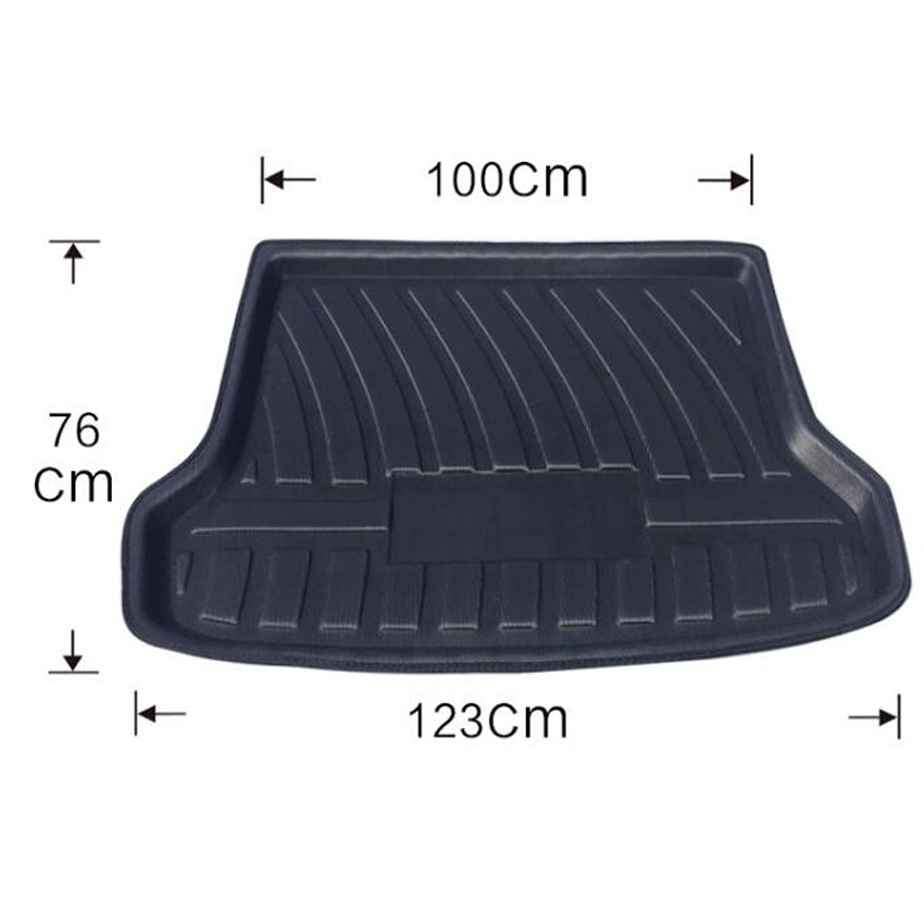 For Suzuki Escudo Grand Vitara Nomade 2006 2015 Car Rear Trunk Mat Carpat Cover Cargo Boot Liner Floor Tray Styling Accessories