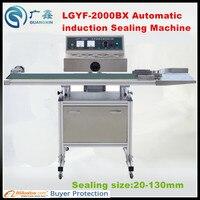 LGYF-2000BX-I sellador de inducción magnético automático para medicamentos botellas de aluminio máquina de sellado diámetro de sellado 20-130 MM