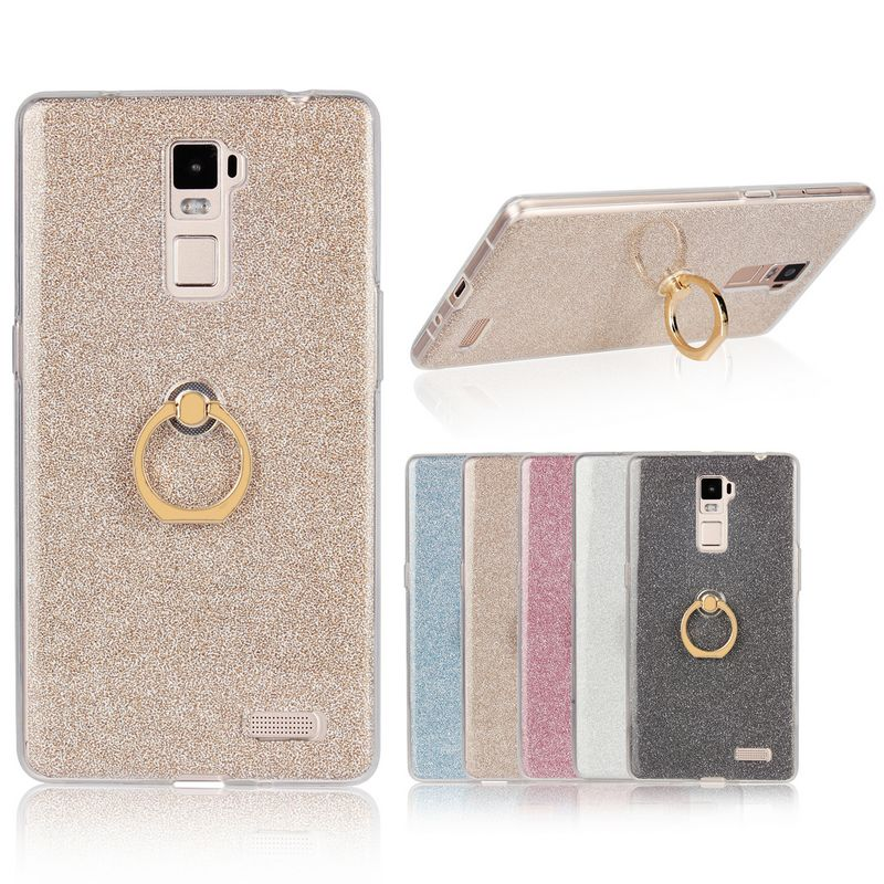 pretty nice 4ccf7 dba58 US $2.37 25% OFF|For Oppo R7 Plus Case Transparent Soft TPU Case Glitter  Metal Ring back cover For Oppo R7 R7 Lite R7Lite R7S R7 Plus R7Plus Case-in  ...