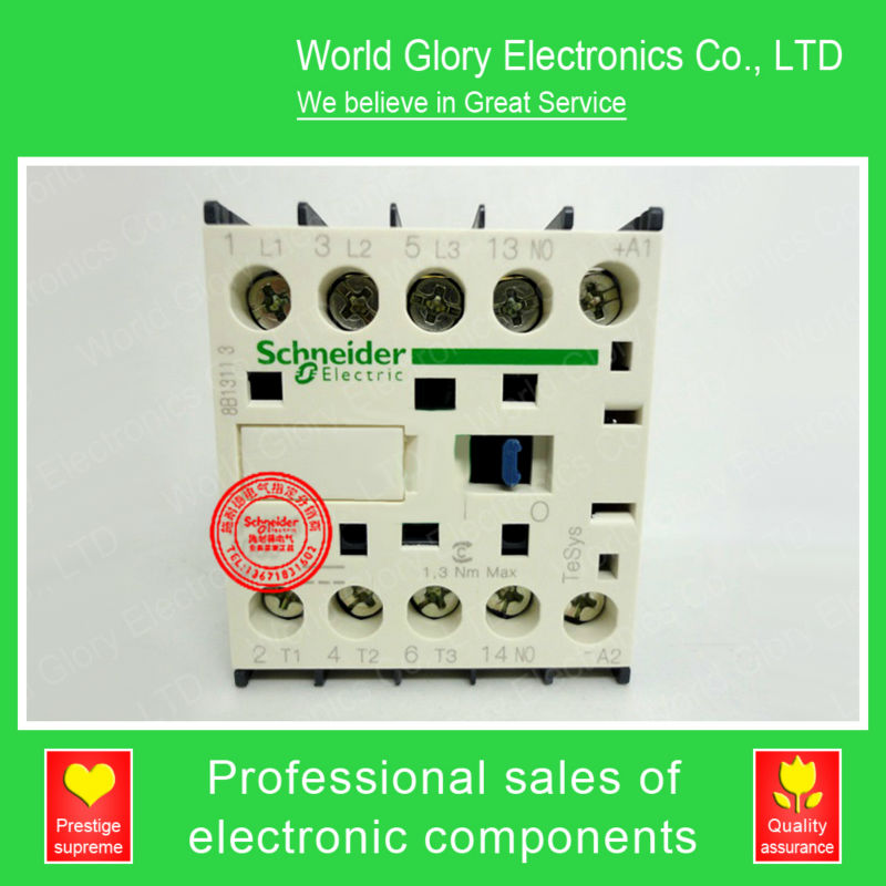 LP4K Series Contactor LP4K1201 LP4K1201BW3 LP4-K1201BW3 24V DC lp4k series contactor lp4k0910 lp4k0910fw3 lp4 k0910fw3 110v dc