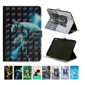 Case Smart-Cover Huawei Mediapad KOB-L09 Print for T3 Gift Honor Playpad 2-8.0