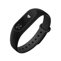 Original Xiaomi Mi Band 2 Smart Heart Rate Monitor Fitness Tracker MiBand 2 IP67 Waterproof Wristband Bracelet with OLED Screen