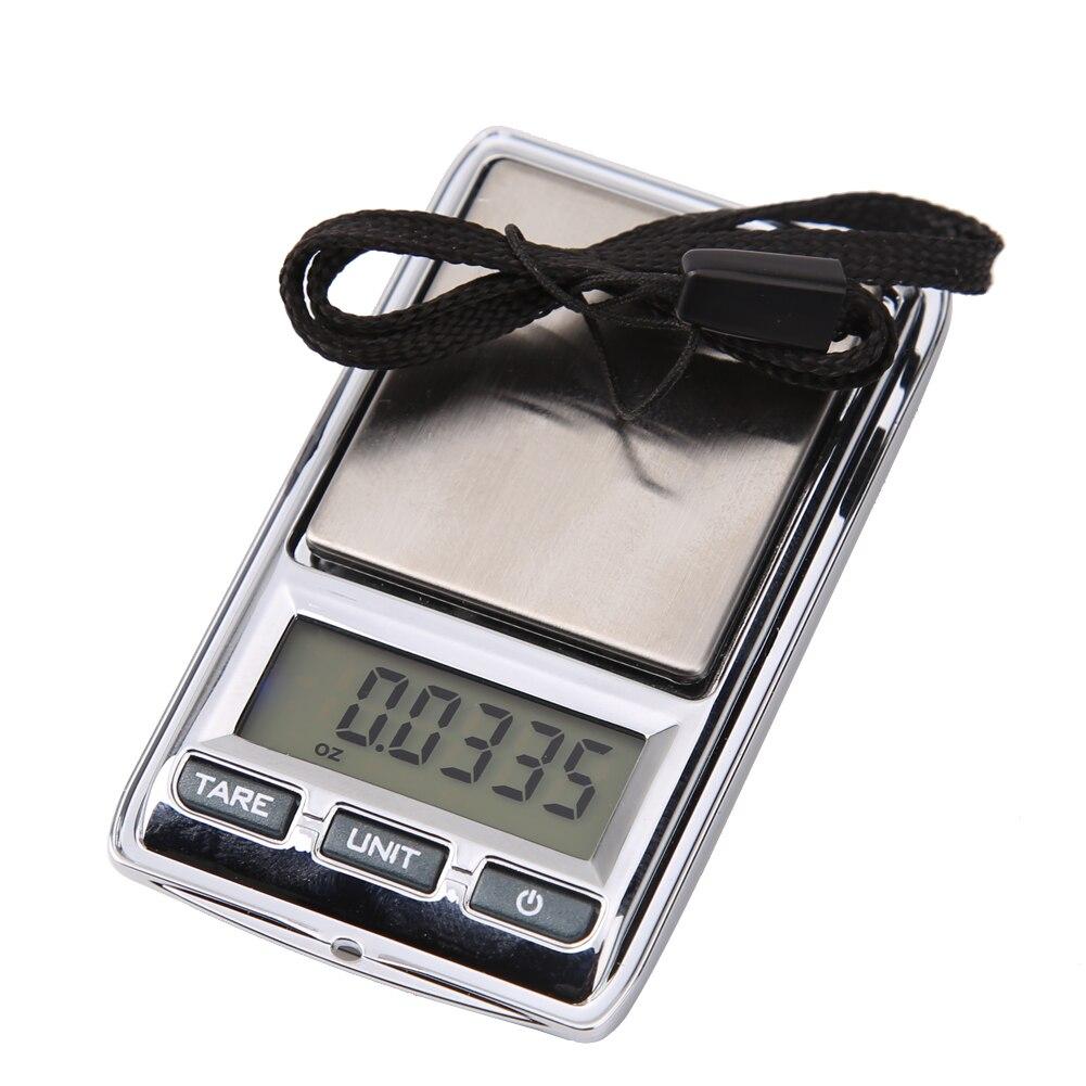 200g/0.01g Balance De Précision Qualité mini Balances Électroniques de Poche Numérique Échelle Bijoux pesas poids échelles de pondération