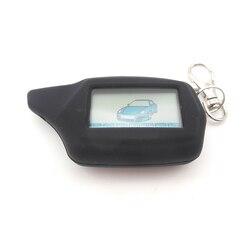 Coque en silicone pour starline C9 | Porte-clé de télécommande starline C9, système d'alarme lcd à distance bidirectionnel de voiture, livraison gratuite