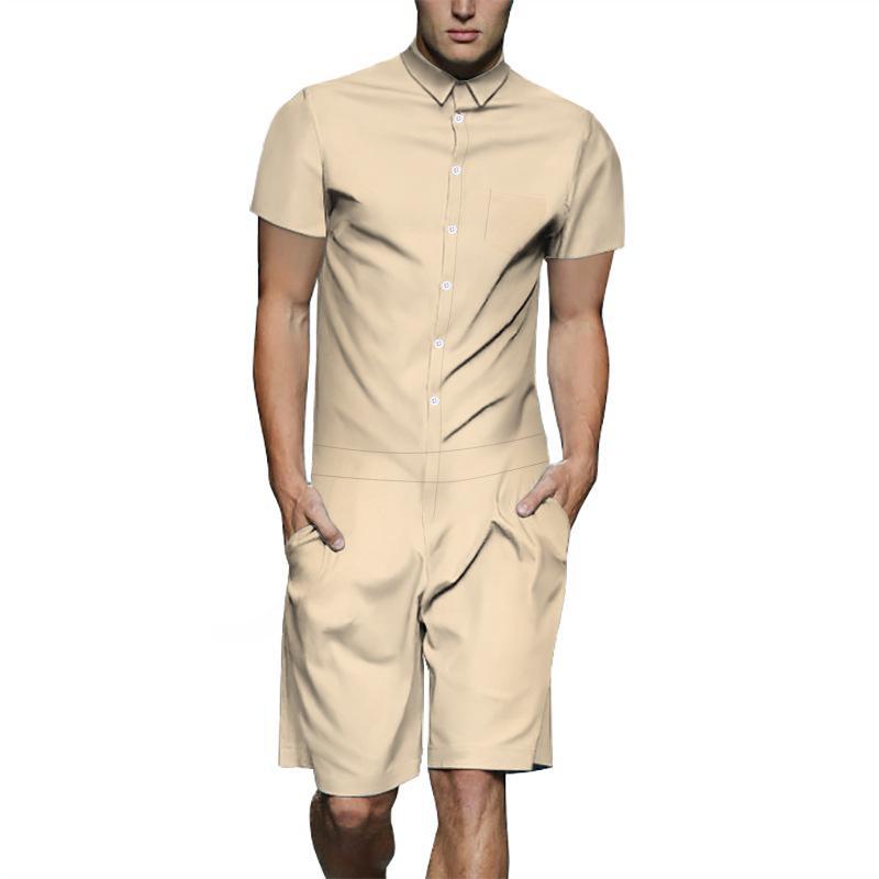 Male jumpsuit