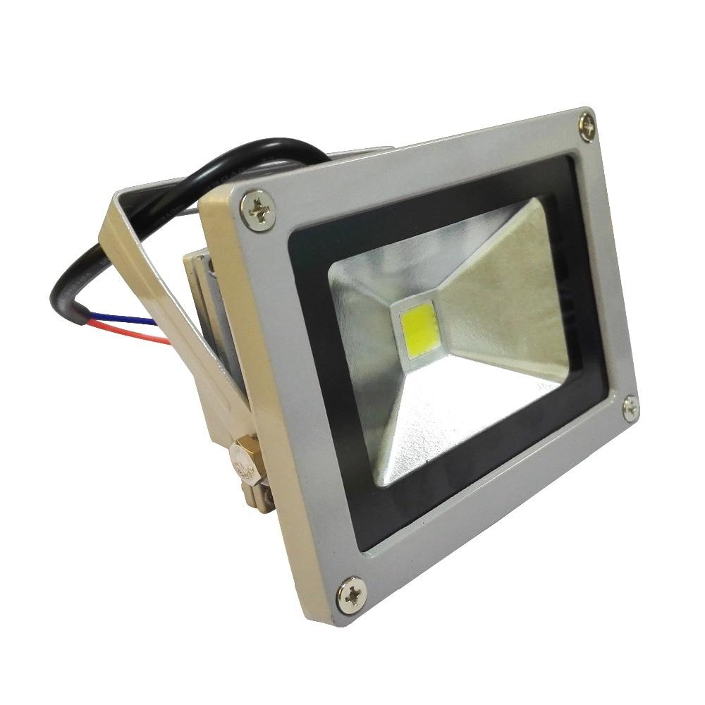 DC/AC 12V 24V Waterproof LED Flood Light LED Spotlight 10W Warm /Cold White /Red/Blue/Green,LED Floodlight,LED Lamp