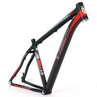 MEROCA Ultra Light Aluminum Alloy Mountain Bike Frame 27.5/26 mtb Bicycle Frame 15.5/16.5/17.5 MTB Bike frame