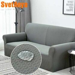 Svetanya capa de sofá à prova dwaterproof água slipcovers all-inclusive capa de sofá para sofá de forma diferente