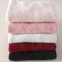 Cashmere Sweaters for women 2017 autumn winter For women pure cashmere geometric knitted sweater Women sweater
