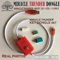 Miracle Box / Miracle Thunder key miracle thunder dongle +cable Miracle Thunder pro dongle no need miralce box and key