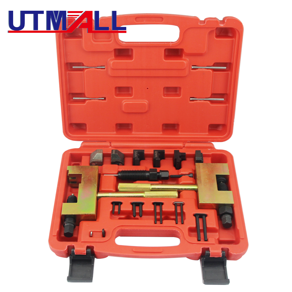 Engine Timing Chain Removal Installer CHAIN BREAKER For Mercedes Benz Riveting Tool M271 M272 M273 M274 M276