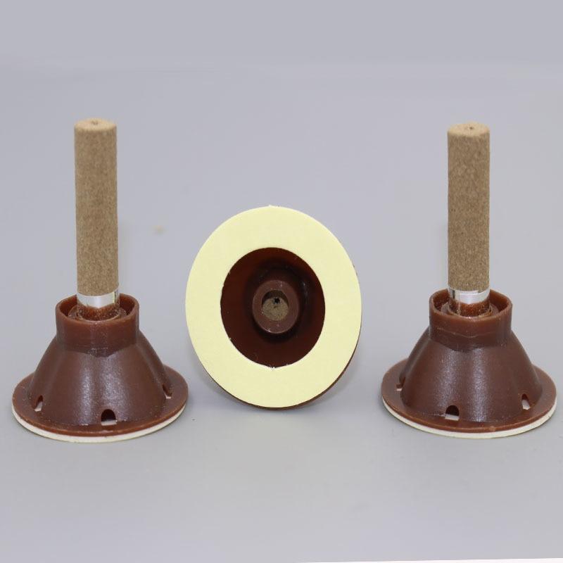 Wholesale 70 pcs mini Chen 5 years moxibustion stick self-adhesive with smoke Ai Artemisia moxa acupuncture Ai-chu