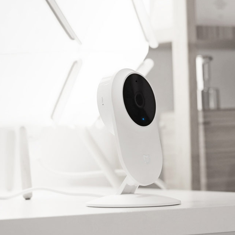 Image 4 - 2018 New Original Xiaomi Mijia Mi Home Security Smart IP Camera 1080P Wifi Wireless 130 Wide Angle Night Vision-in Surveillance Cameras from Security & Protection