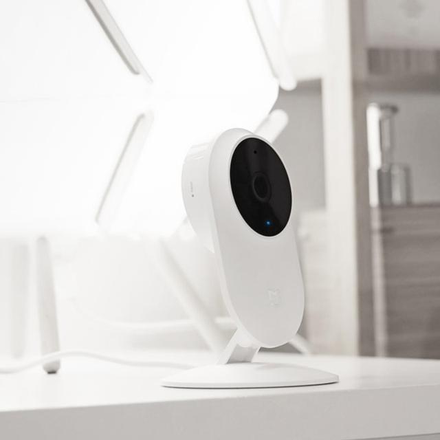 2018 New Original Xiaomi Mijia Mi Home Security Smart IP Camera 1080P Wifi Wireless 130 Wide Angle Night Vision