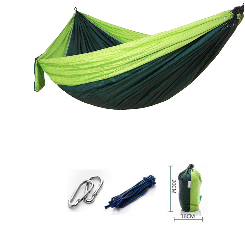 Double Hanging Hammock Chair Outdoor Travel Survival Hanging Chair Portable Camping Hammock Tent Patio Furniture Garden SwingDouble Hanging Hammock Chair Outdoor Travel Survival Hanging Chair Portable Camping Hammock Tent Patio Furniture Garden Swing