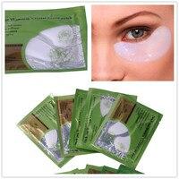20 Pcs 10 Pair Lot Collagen Crystal Eye Masks Anti Aging Anti Puffiness Dark Circle Eyelid