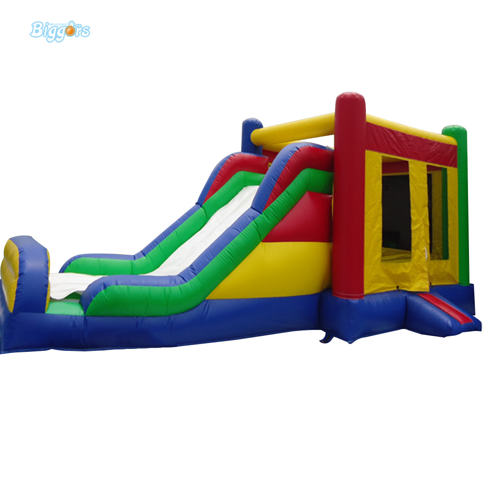 Free Shipping Kids Castle Bouncy Jumping Bouncy Castle Inflatable Castle Inflatable Bouncer Free A Pump schrade