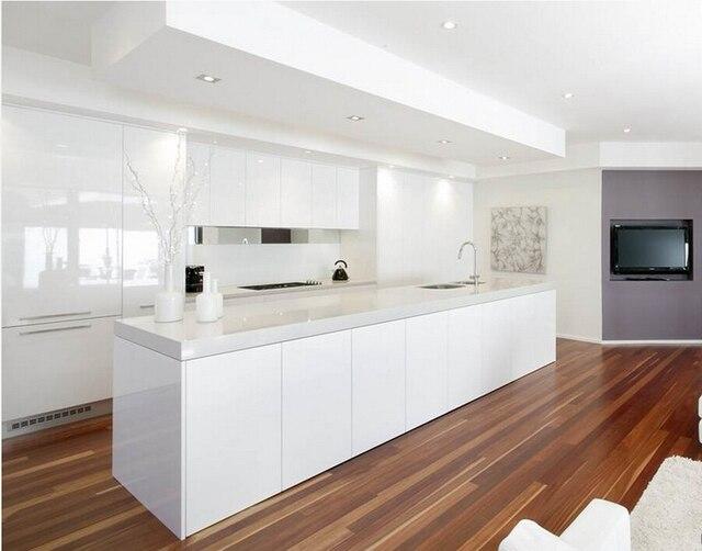 2015 hot sales twee pack schilderen hoogglans keukenkast keuken ...