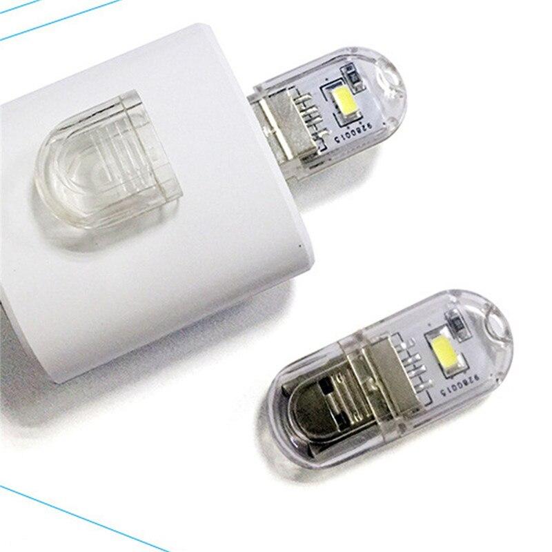 2 led strip mini USB lamp LED Book lights LED Bulbs Tubes Camping Bulb Night light For PC Laptops for Notebook Reading