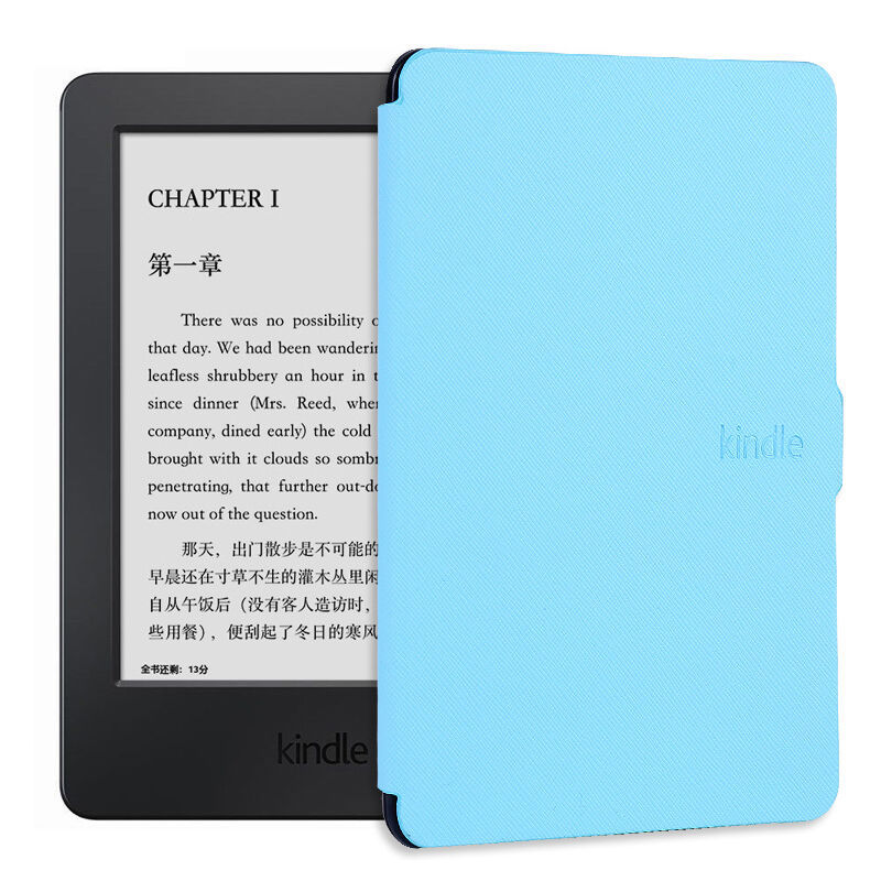 Case for Amazon Kindle Paperwhite 1 2 3 PU Leather Cross Pattern Ultra Slim Flip Stand Smart Case for Kindle Paperwhite 1 2 3 pu leather ebook case for kindle paperwhite paper white 1 2 3 2015 ultra slim hard shell flip cover crazy horse lines wake sleep