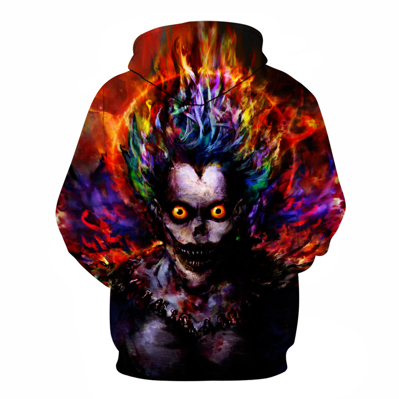 Wolf Printed Hoodies Men 3d Hoodies Brand Sweatshirts Boy Jackets Quality Pullover Fashion Tracksuits Animal Streetwear Out Coat 41