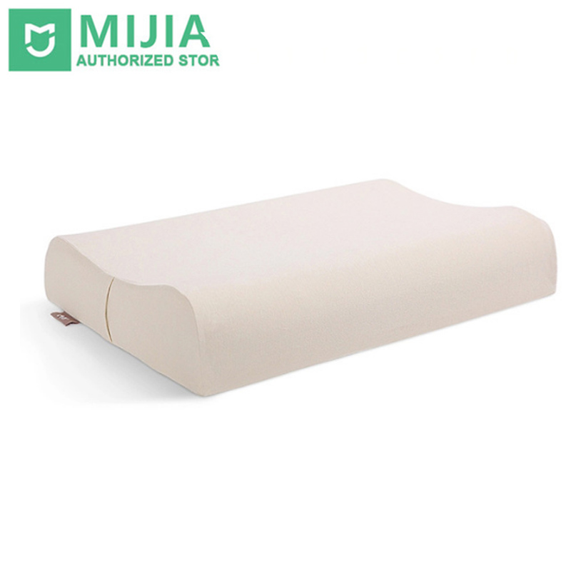 Original Xiaomi Pillow 8H Natural Z2 Healthcare Good Sleeping Latex with Pillowcase Best Environmentally Safe Material Pillow цена