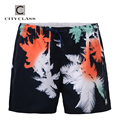 City Class 2016 Mens Summer New Leisure Wild Loose Beach Shorts Short Length Bermuda Masculina European Size Boardshorts 1749