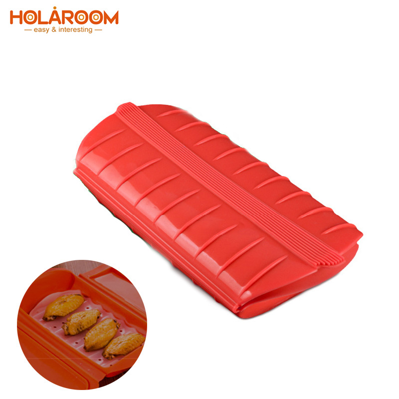 Practical Food Container Microwave Safe Lunchbox Eco-friendly Food Grade Silicone Lunch Box High Temperature Resistant Bento BoxPractical Food Container Microwave Safe Lunchbox Eco-friendly Food Grade Silicone Lunch Box High Temperature Resistant Bento Box