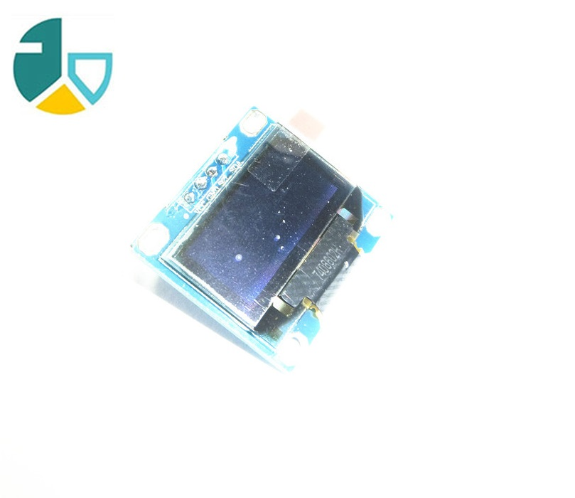 1Pcs Yellow blue double color 128X64 OLED LCD LED Display Module For Arduino 0.96 I2C IIC SPI Serial new original