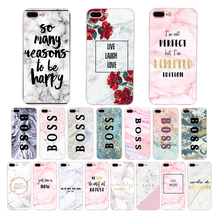IMIDO Soft silicone phone case Colorful marble pattern design for iphone X XS XR XSMAX 8 7 6s 5s 7/8plus 6s/6plus se TPU