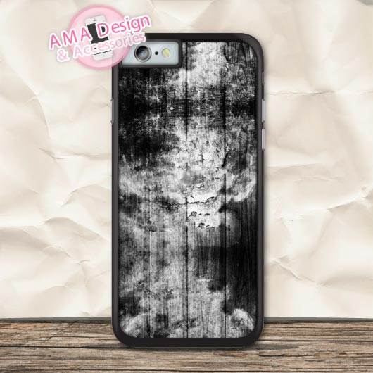 Black White Marble And Wood Style Protective Case For iPhone X 8 7 6 6s Plus 5 5s SE 5c 4 4s For iPod Touch