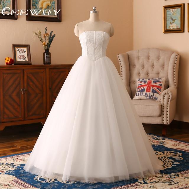 CEEWHY Lace Wedding Dress 2018 Casamento Brautkleider Hochzeitskleid ...