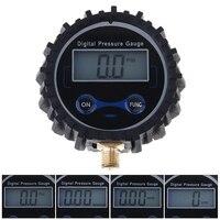 الإطارات الرقمية قياس ضغط السيارات السيارات دراجة نارية الهواء PSI متر اختبار قياس الإطارات-في أنظمة مراقبة ضغط الإطارات من السيارات والدراجات النارية على