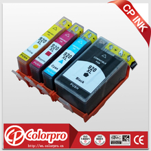 4pcs compatible for HP920xl ink cartridge for HP Officejet 6000 6500 6500 6500A 7000 for HP920 HP 920XL with show ink level chip