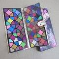 100 Полноцветный Pro Довольно Shimmer Тени Для Век Make Up Palette Набор теней Пигмент тени макияж косметика Maquiagem Кожа случае