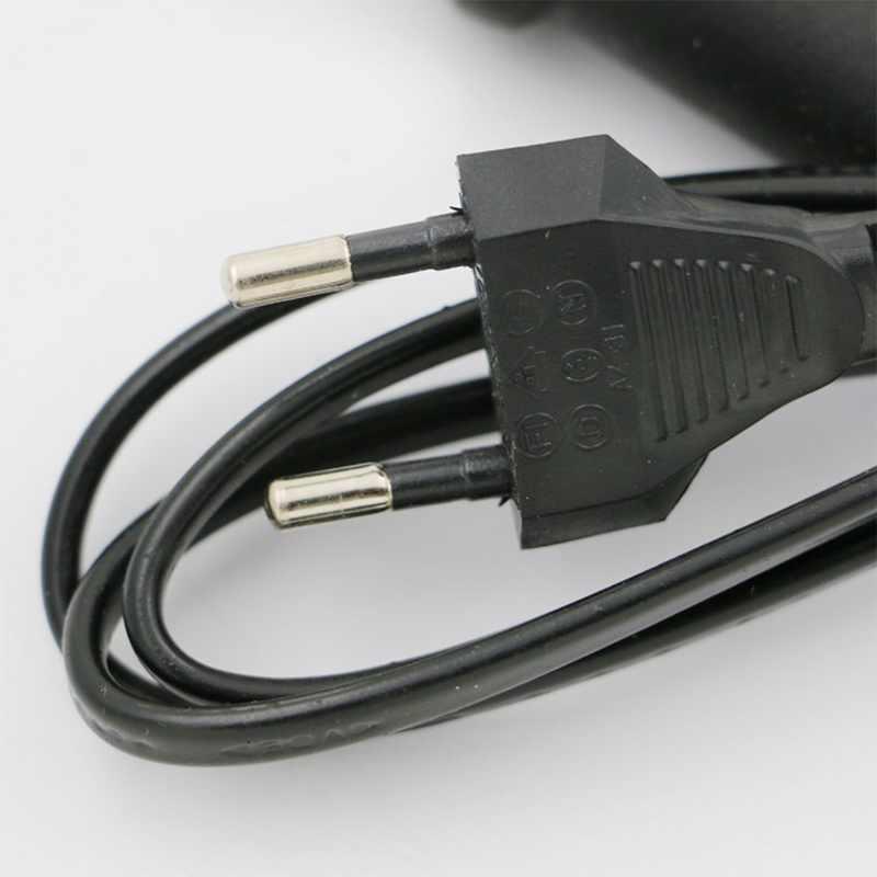 قابل للتعديل درجة الحرارة الكهربائية سبيكة لحام 220 فولت 60 واط الاتحاد الأوروبي التوصيل لحام لحام محطة إعادة العمل الحرارة قلم رصاص 5 قطعة نصائح أداة إصلاح