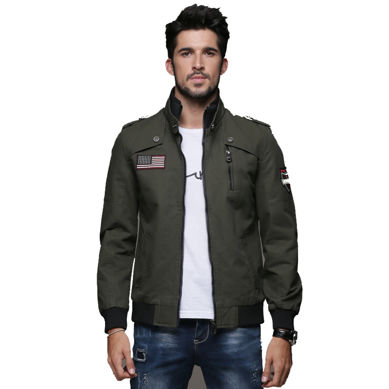 Mens Military Jackets Photo Album - Reikian