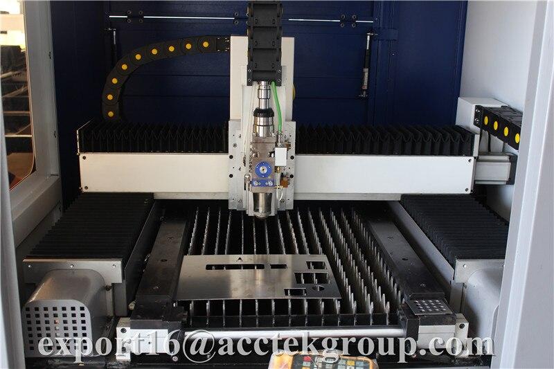 CNC laserová výroba 500w 1000w 2000w Chráněné mini laserové - Zařízení na obrábění dřeva - Fotografie 3