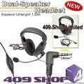 4-061Y Dual-Speaker Headset (Y plug)