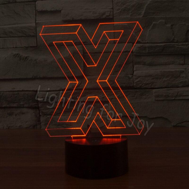 aliexpress koop slaapkamer gad s creatieve 7 kleuren x line