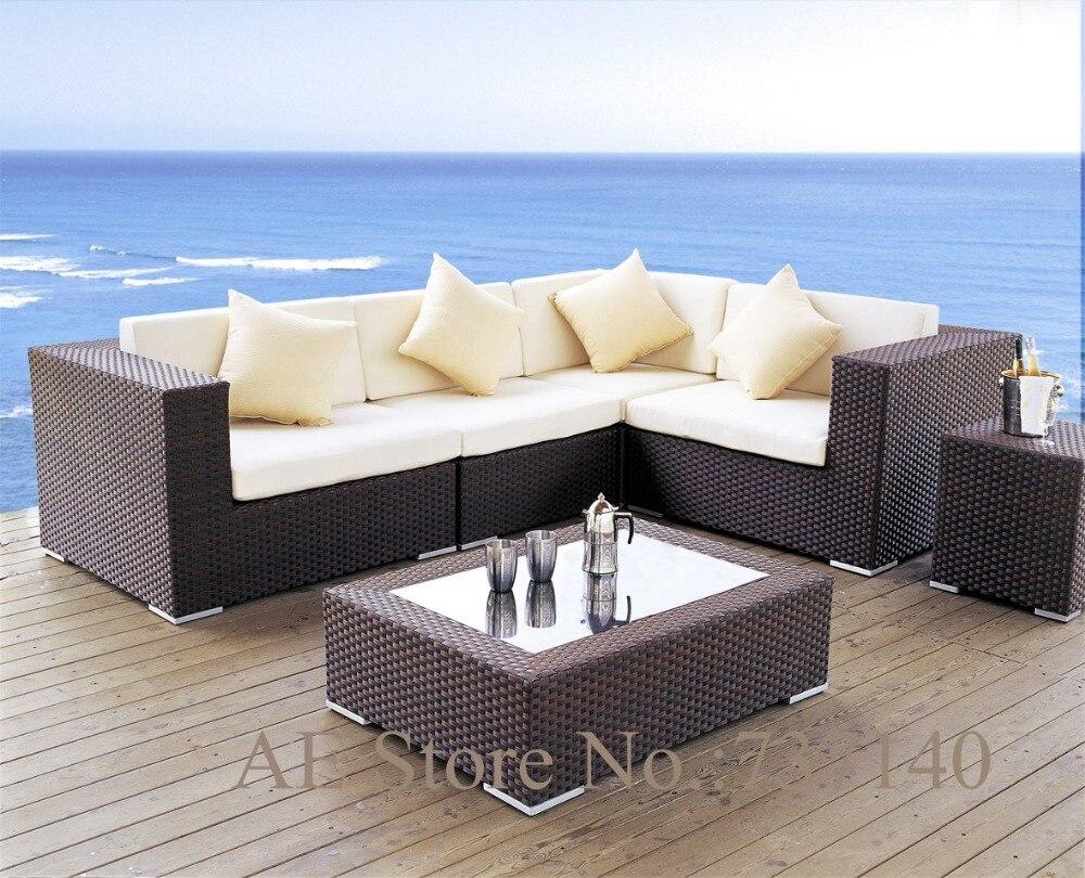 US $525.0  Mobili da giardino mobili da giardino in rattan divano per  esterni mobili in rattan agente di acquisto di prezzi all\'ingrosso Della  Cina ...