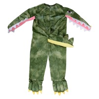 Halloween crocodile Costumes Adult children animal crocodile Cosplay clothes Stage costumes parent child activities clothing