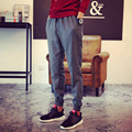 Fashion Harem Pants Men'S stripe Pants Men Joggers clothing Sweatpants men's casual Long pants pantalon homme 9071wg