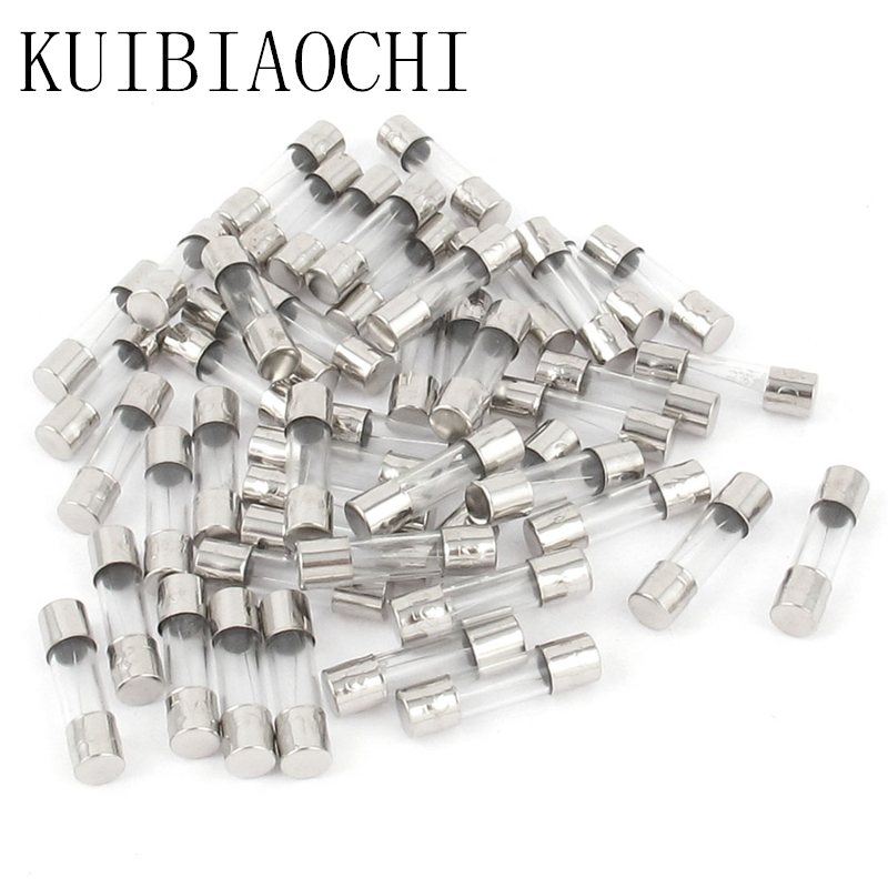 5*20 SMD fast blow high class glass fuses 250V glass tube fuse 0.1A/0.2A/0.25A/0.5A/1A/2 ...
