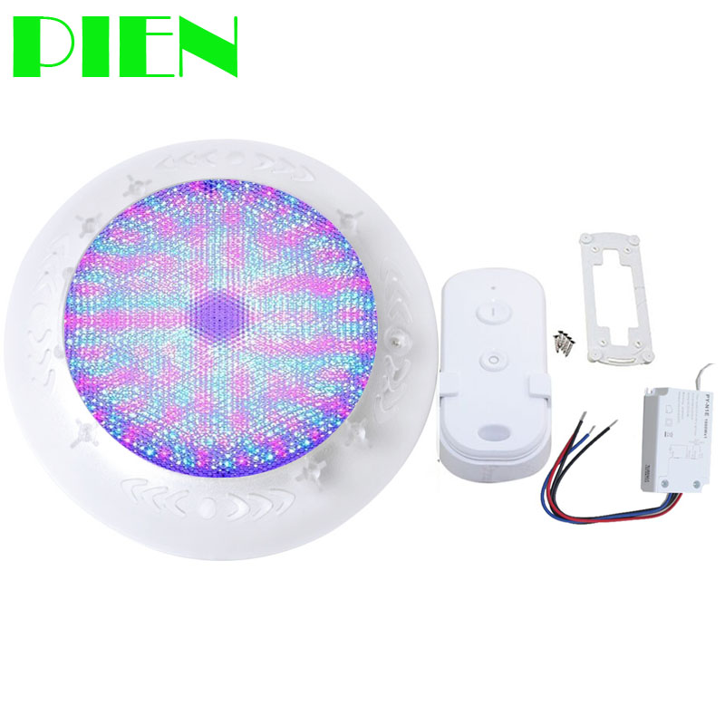Lights & Lighting Led Rgb Color Underwater Stainless Steel Pool Light 6w Led Fountain Light With Remote Controller 100% No Water Leak In