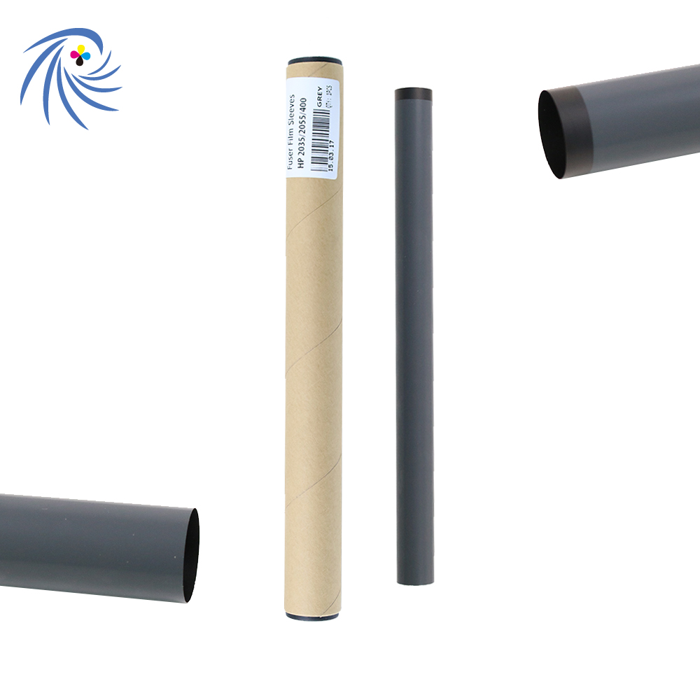 10pcs HP2035 Grade A Compatible Gray Or Black Colour RM1-6405-FILM Fuser Film Sleeve For HP 2035 M400 401 2055 425