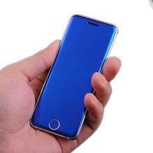 Ulcool V6 телефон с супер мини ультратонких карты Роскошные MP3 Bluetooth 1.67 «дюймов пыле ударопрочный телефон