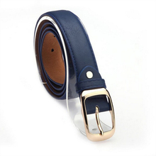 Women's Faux Leather Belt