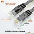 66ft 20 м CAT6 сетевой кабель квартира UTP CAT6 сетевой кабель гигабитный сетевой патч-корд RJ45 сеть витая пара GigE Lan кабель